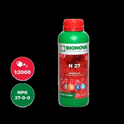 Bio Nova Bio Nova N 27% ~ Stikstof