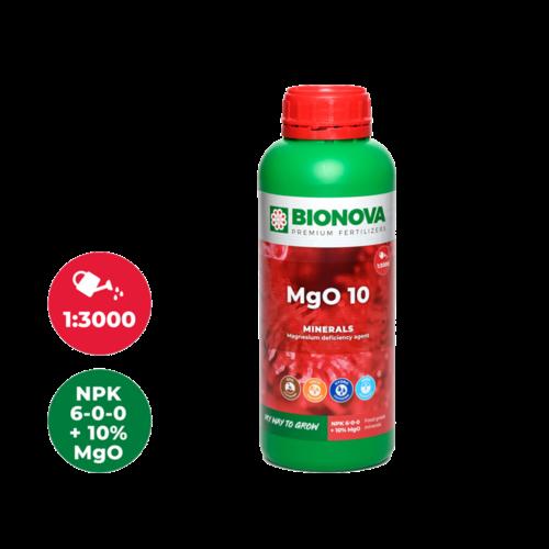 Bio Nova Bio Nova MgO 10% ~ Magnesium Oxide