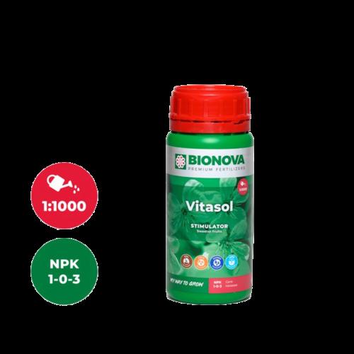 Bio Nova Bio Nova Vitasol ~ Sweetener
