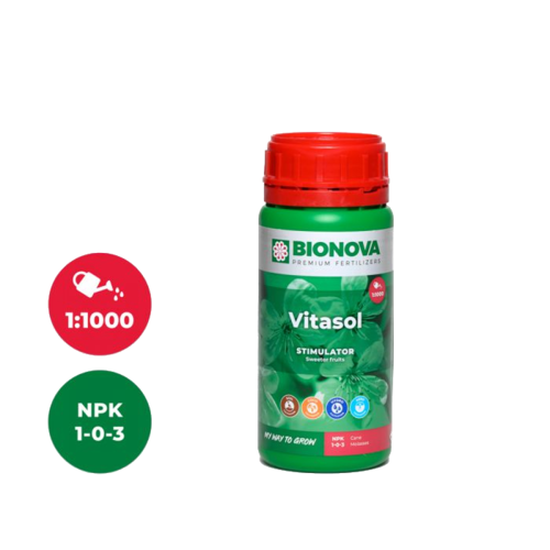 Bio Nova Bio Nova Vitasol ~ Zoet Maker