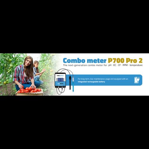Aqua Master Tools Aqua Master Tools    P700 Pro2 pH, EC, Temp Combo Meter
