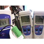 Adwa Adwa AD11 / AD12 - Waterproof pH / Temp Meter digitaal