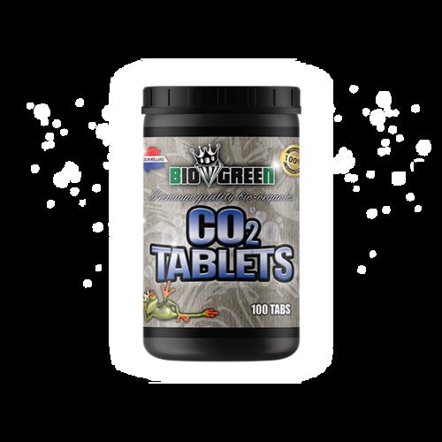 BioGreen BioGreen CO2 Tabs 100 pieces ~ Effervescent Tablets