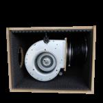 S-Vent S-Vent Steel Softbox ~ Ventilation box