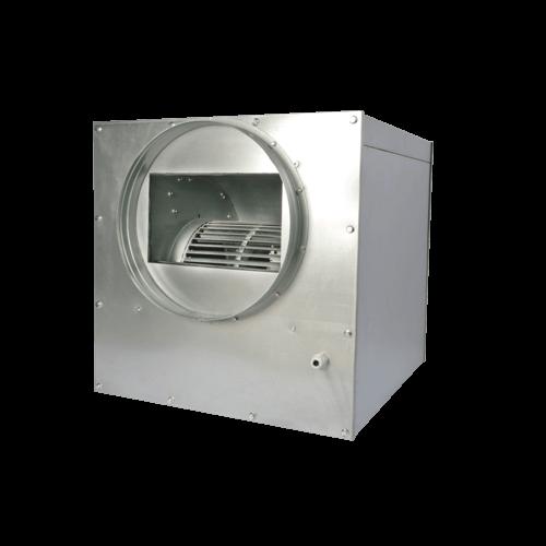 S-Vent S-Vent Steel Exhaust Box ~ Fan Box