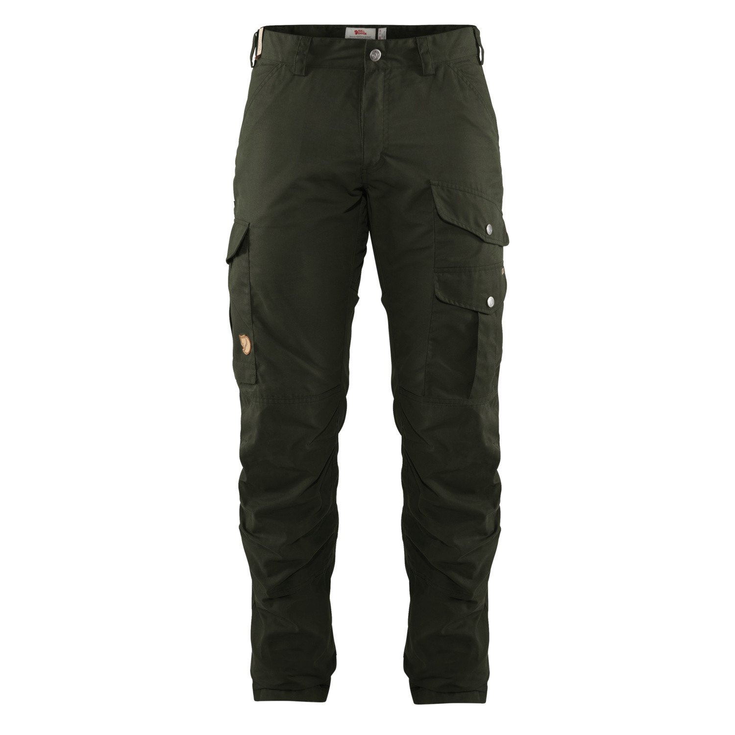 Fjällräven Barents Pro Hunting Trousers M Deep Forest-1