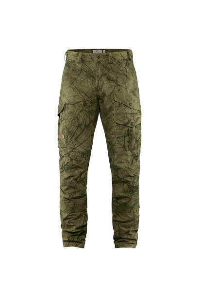 Fjällräven Barents Pro Hunting Trousers M Green Camo-Deep Forest