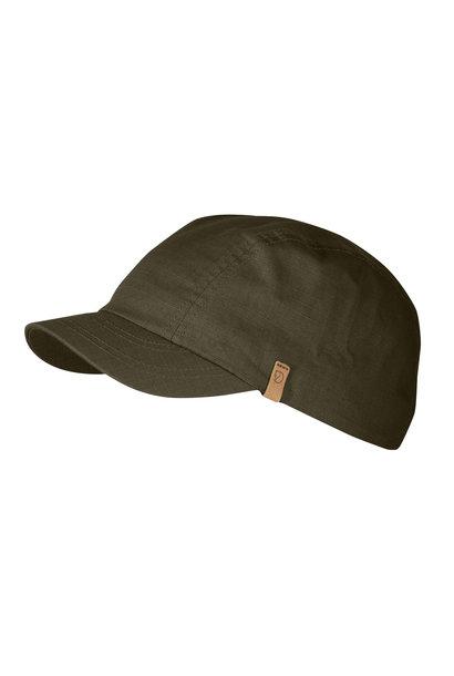 Fjällräven Abisko Pack Cap Dark Olive