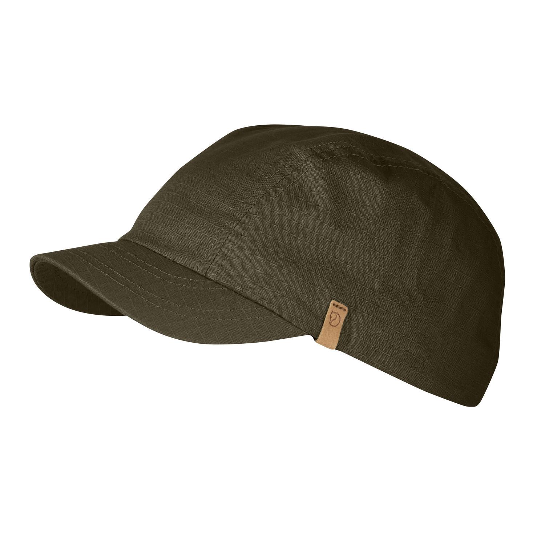 Fjällräven Abisko Pack Cap Dark Olive-1