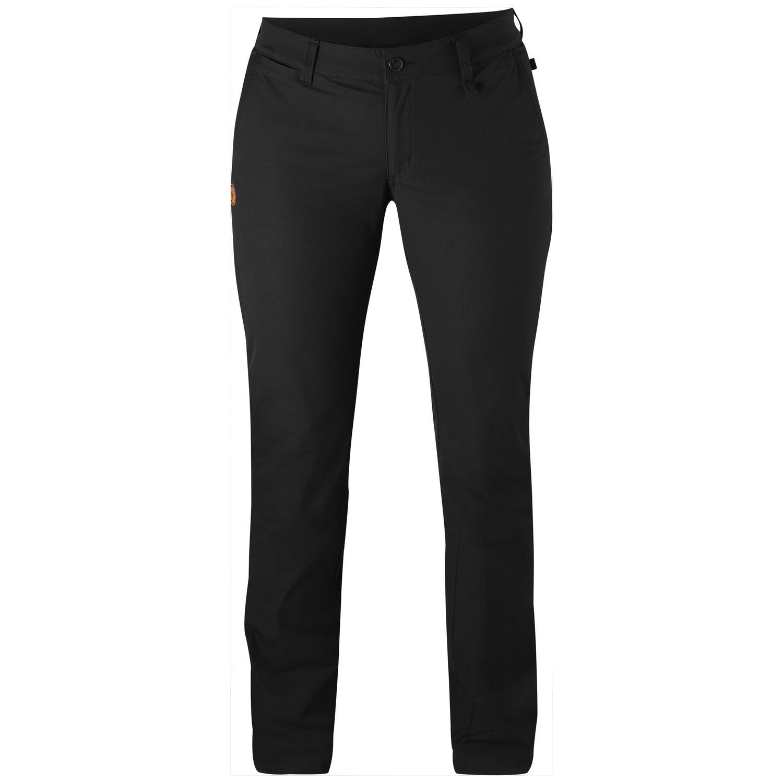 Fjällräven Abisko Stretch Trousers W Black-1