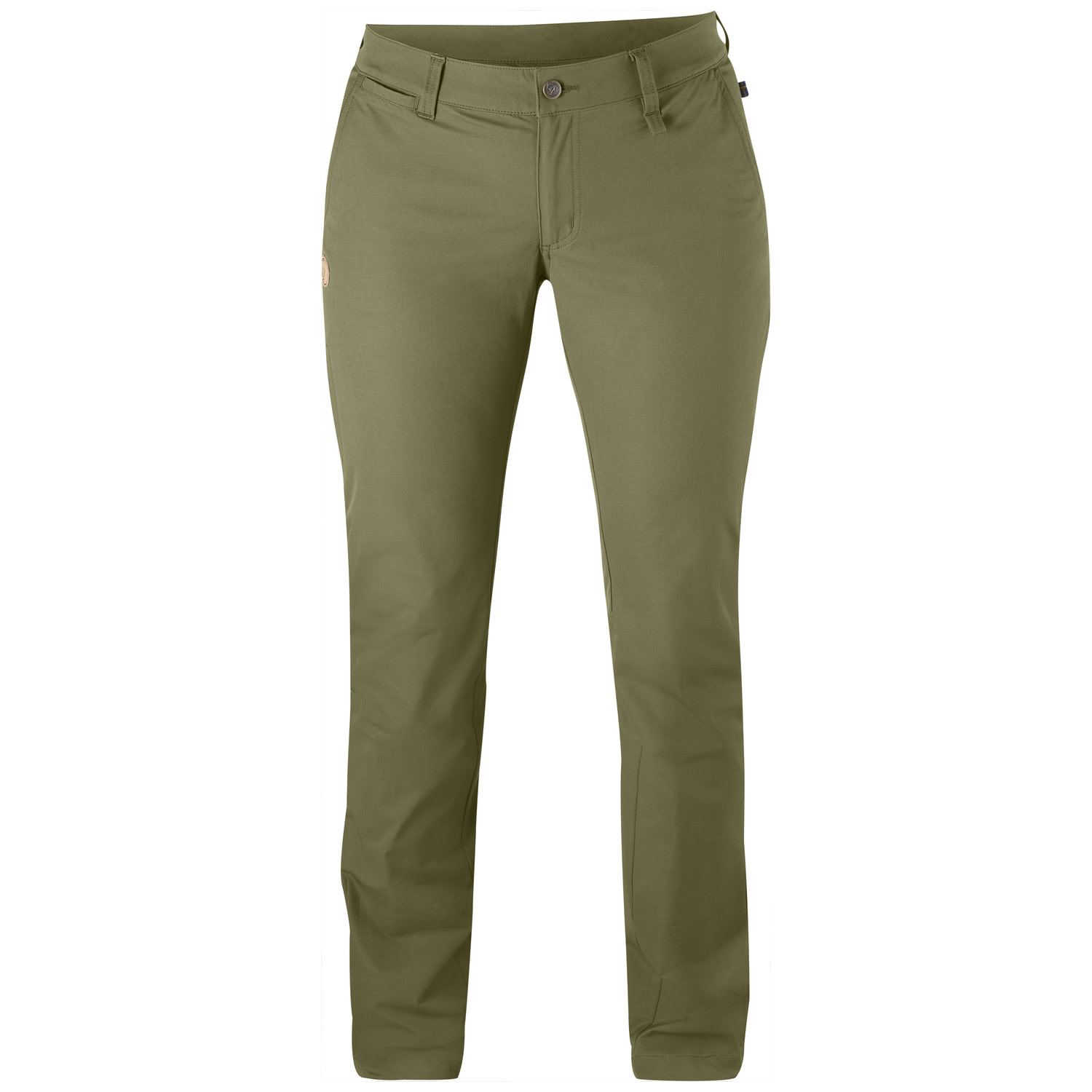 Fjällräven Abisko Stretch Trousers W Savanna-1