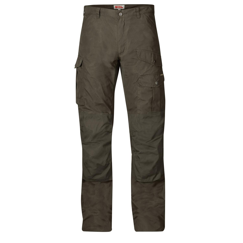 Fjällraven Barents Pro Trousers M Solid Dark Olive-1