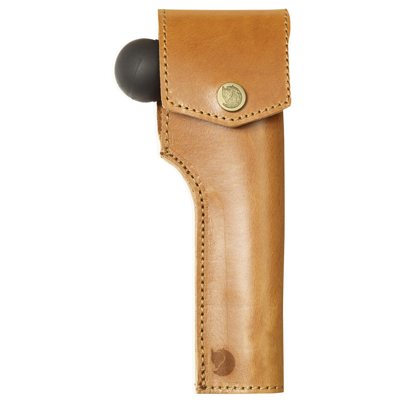 Fjällräven Bolt Case Leather Cognac-1