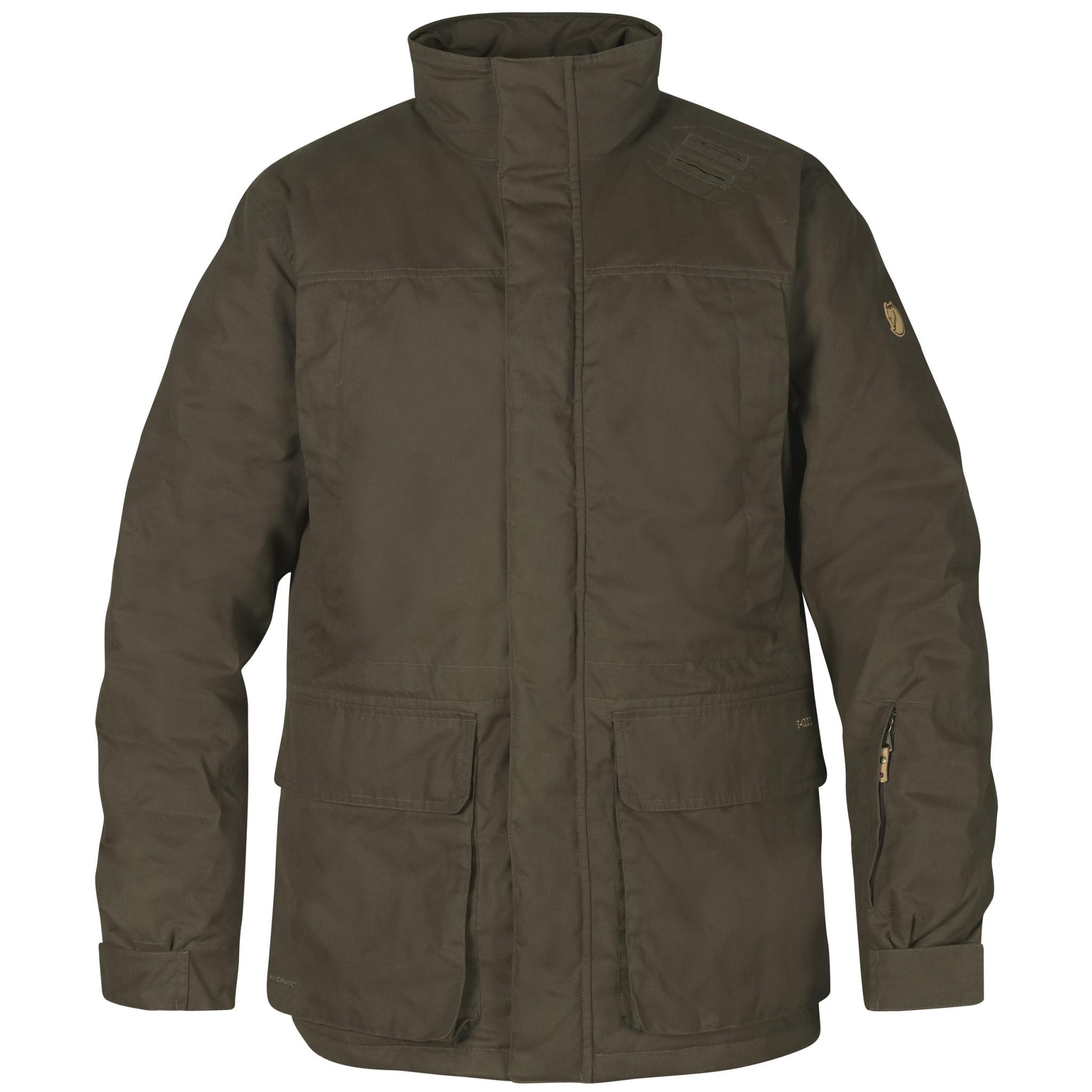 Fjällräven Brenner Pro Padded Jacket M Dark Olive-1