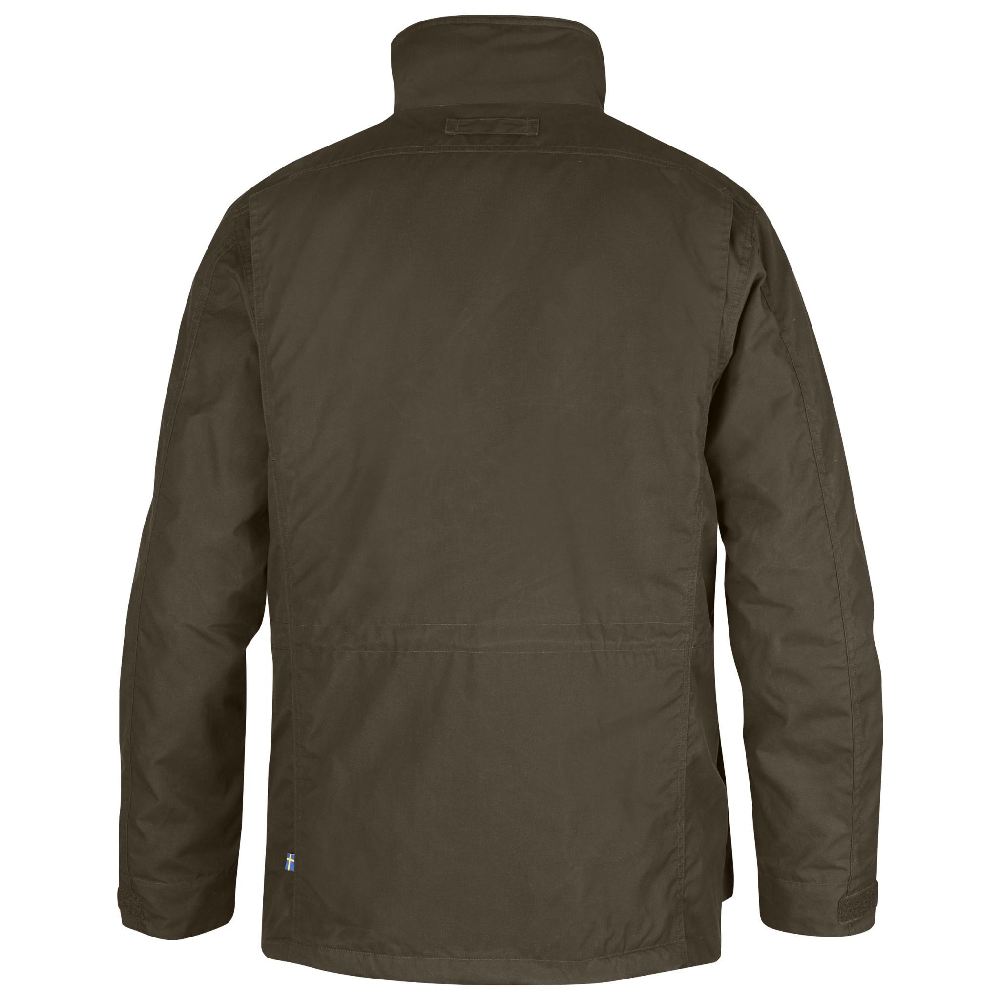 Fjällräven Brenner Pro Padded Jacket M Dark Olive-2