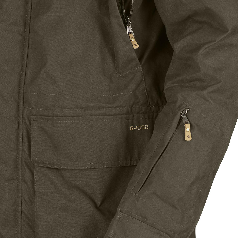 Fjällräven Brenner Pro Padded Jacket M Dark Olive-3