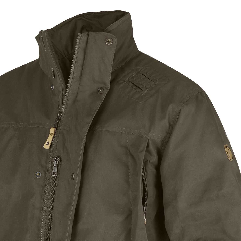 Fjällräven Brenner Pro Padded Jacket M Dark Olive-4