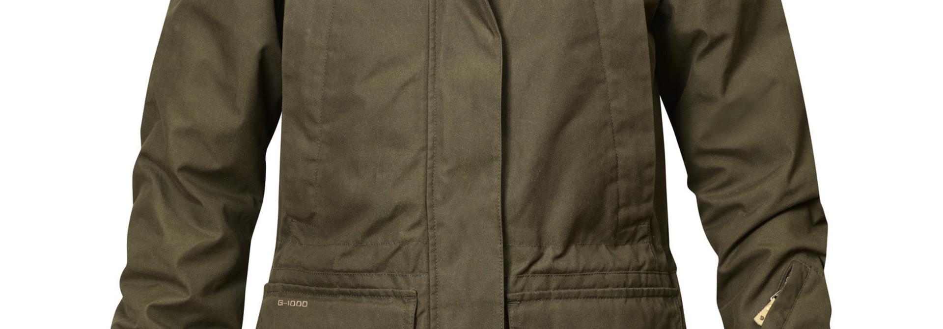 Fjällräven Brenner Pro Padded Jacket W Dark Olive