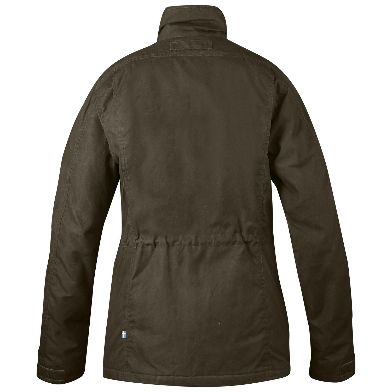 Fjällräven Brenner Pro Padded Jacket W Dark Olive-2