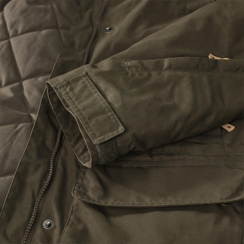 Fjällräven Brenner Pro Padded Jacket W Dark Olive-3