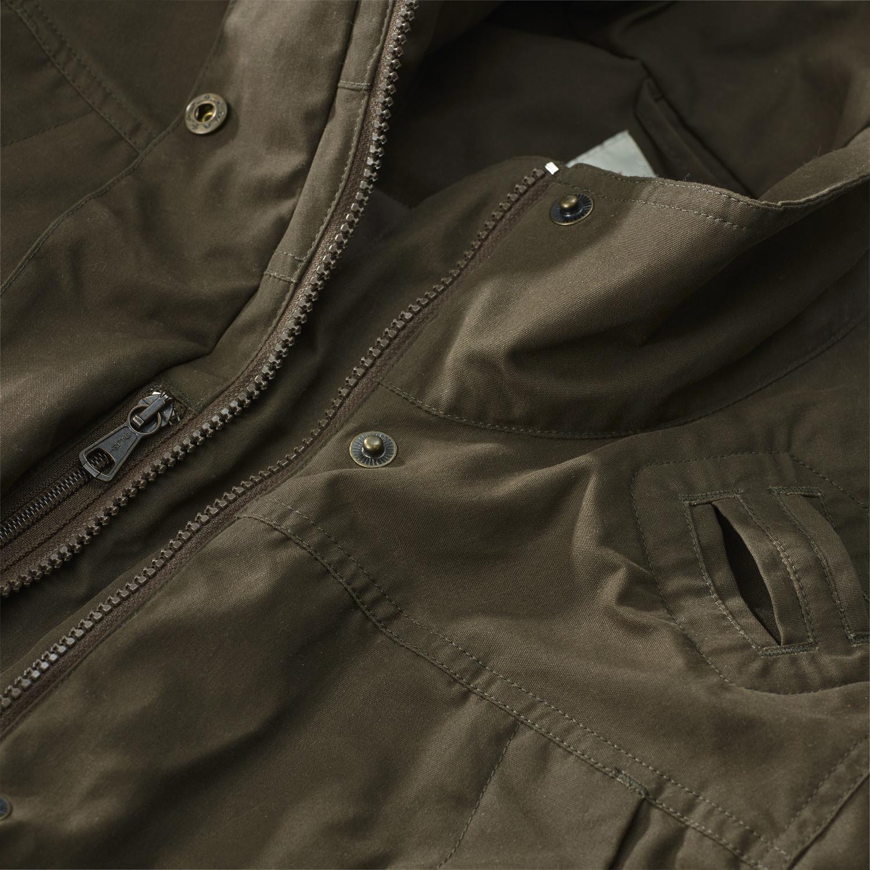 Fjällräven Brenner Pro Padded Jacket W Dark Olive-4