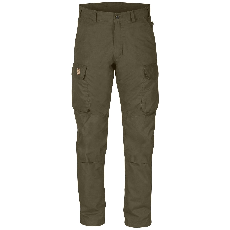 Fjällräven Brenner Pro Winter Trousers M Dark Olive-1