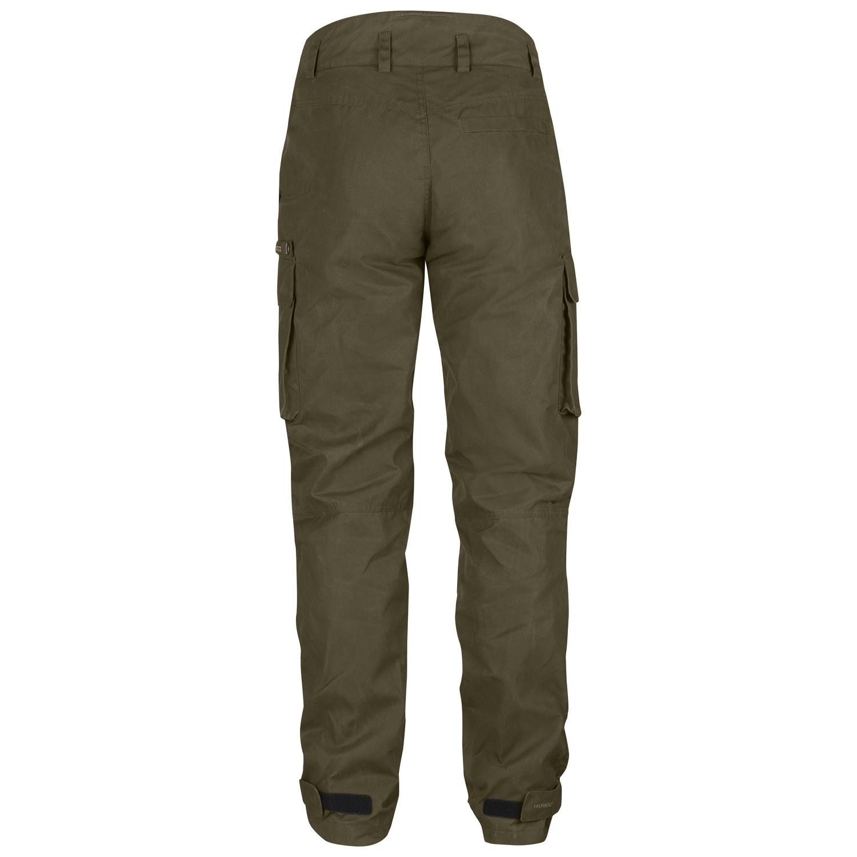 Fjällräven Brenner Pro Winter Trousers M Dark Olive-2