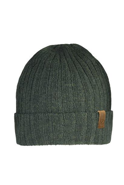 Fjällräven Byron Hat Thin Dark Olive