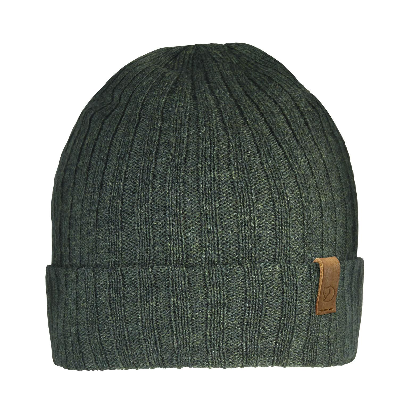 Fjällräven Byron Hat Thin Dark Olive-1