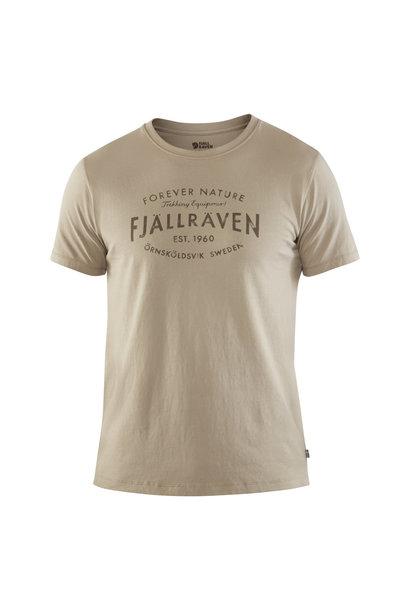 Fjällräven Est. 1960 T-Shirt M Fog