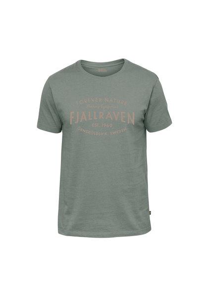 Fjällräven Est. 1960 T-Shirt M Sage Green