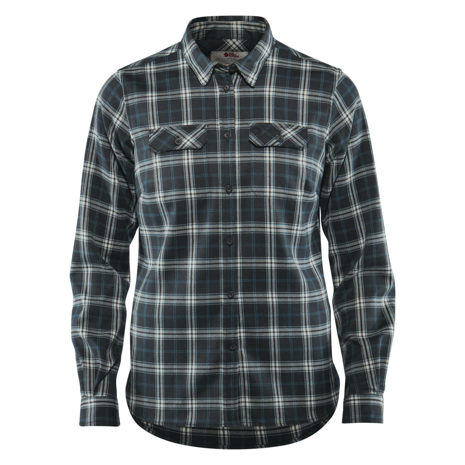 Fjällräven Fjällglim Stretch Shirt LS W Dark Navy-1