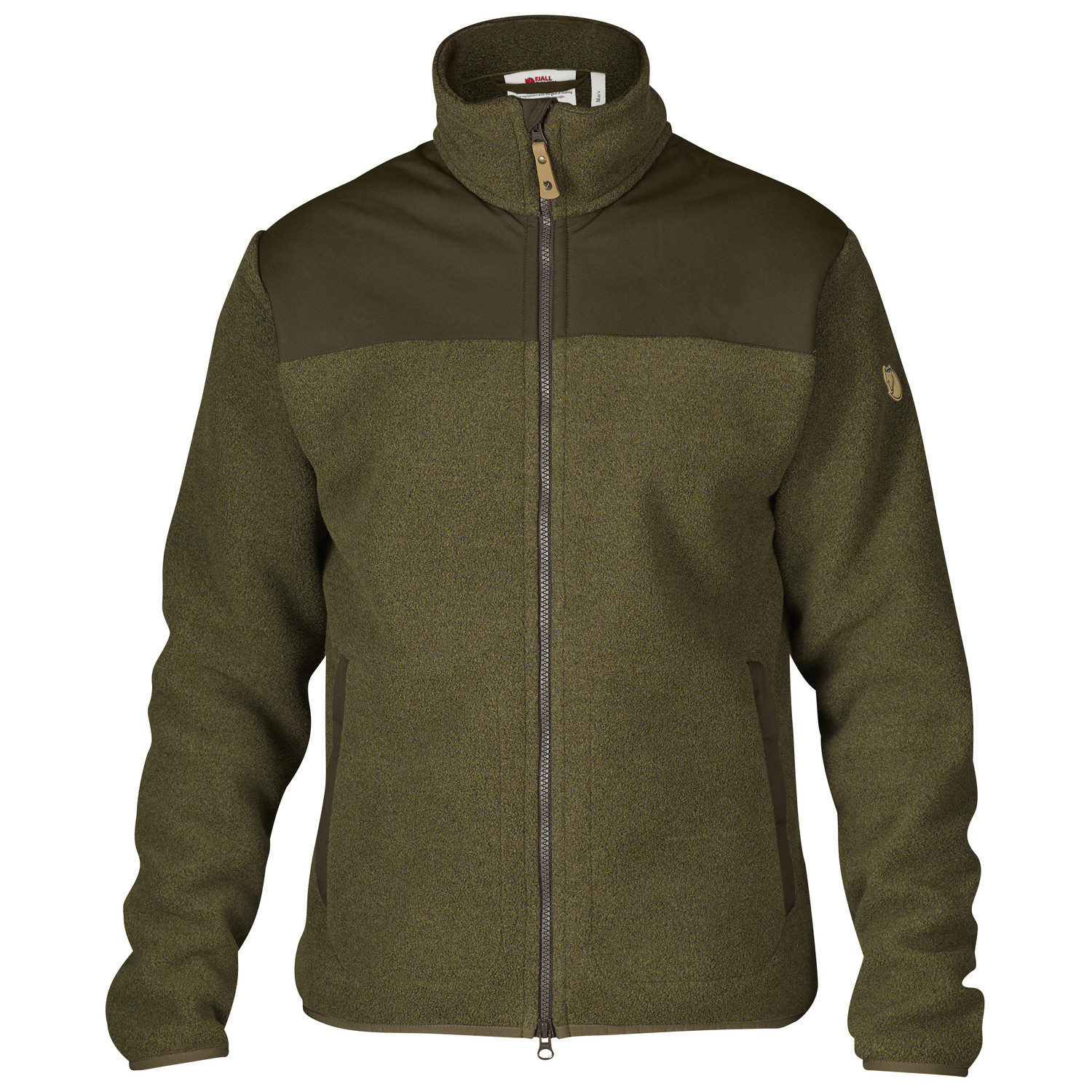 Fjällräven Forest Fleece Jacket M Tarmac-1