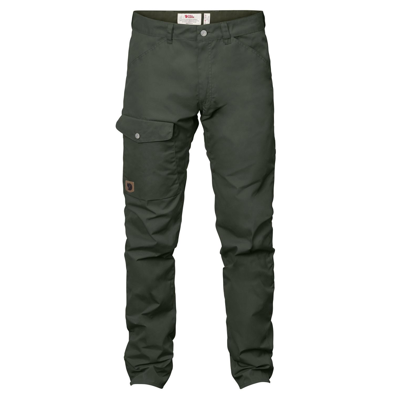 Fjällräven Greenland  Jeans M Reg Deep Forest-1