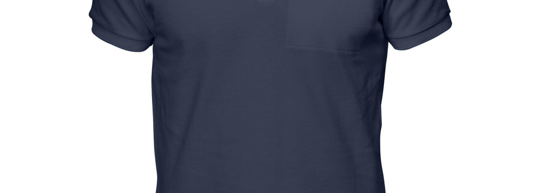 Fjällräven Greenland Polo Shirt M Dark Navy