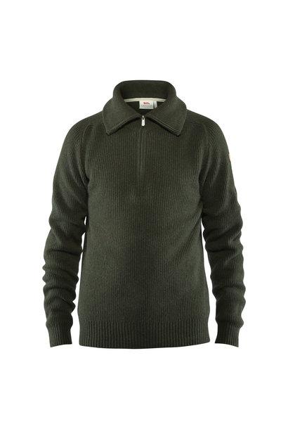 Fjällräven Greenland Re- Wool Sweater M Deep Forest