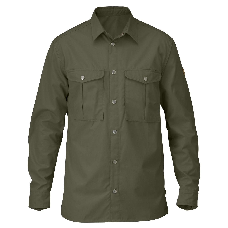 Fjällräven Greenland Shirt M Tarmac-1