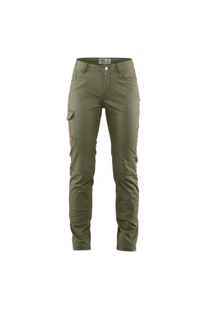 Fjällräven Greenland Stretch Trousers W Laurel Green
