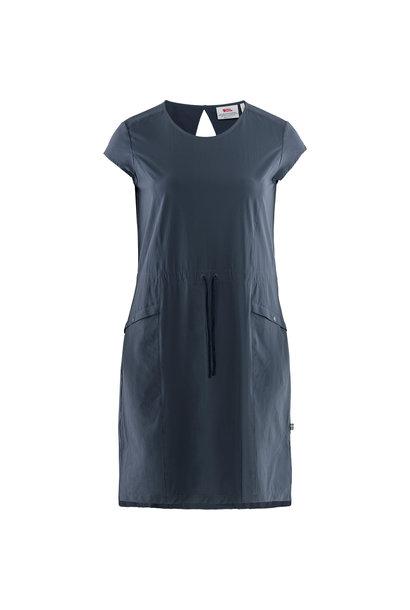 Fjällräven High Coast Lite Dress W Navy