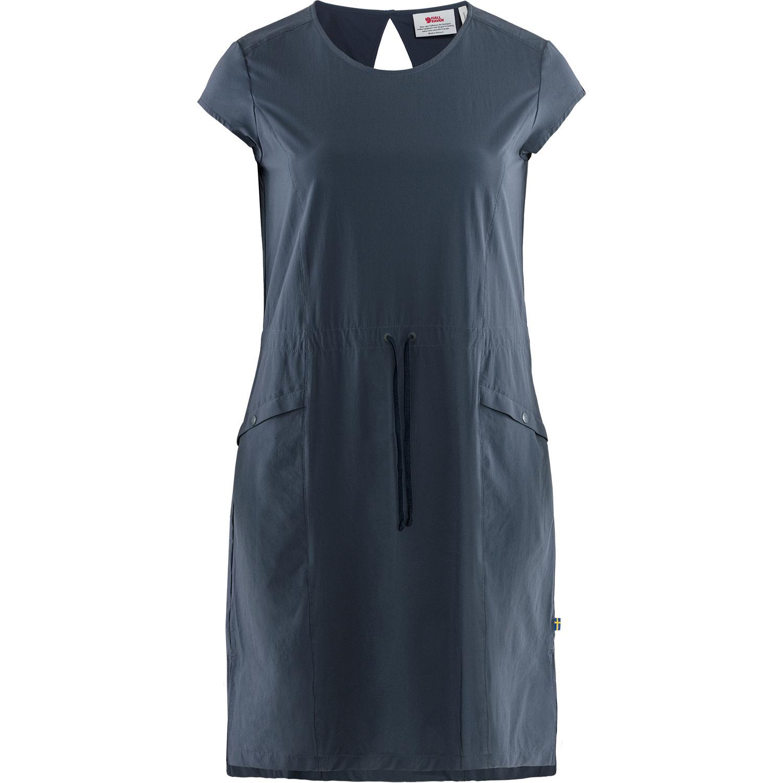 Fjällräven High Coast Lite Dress W Navy-1