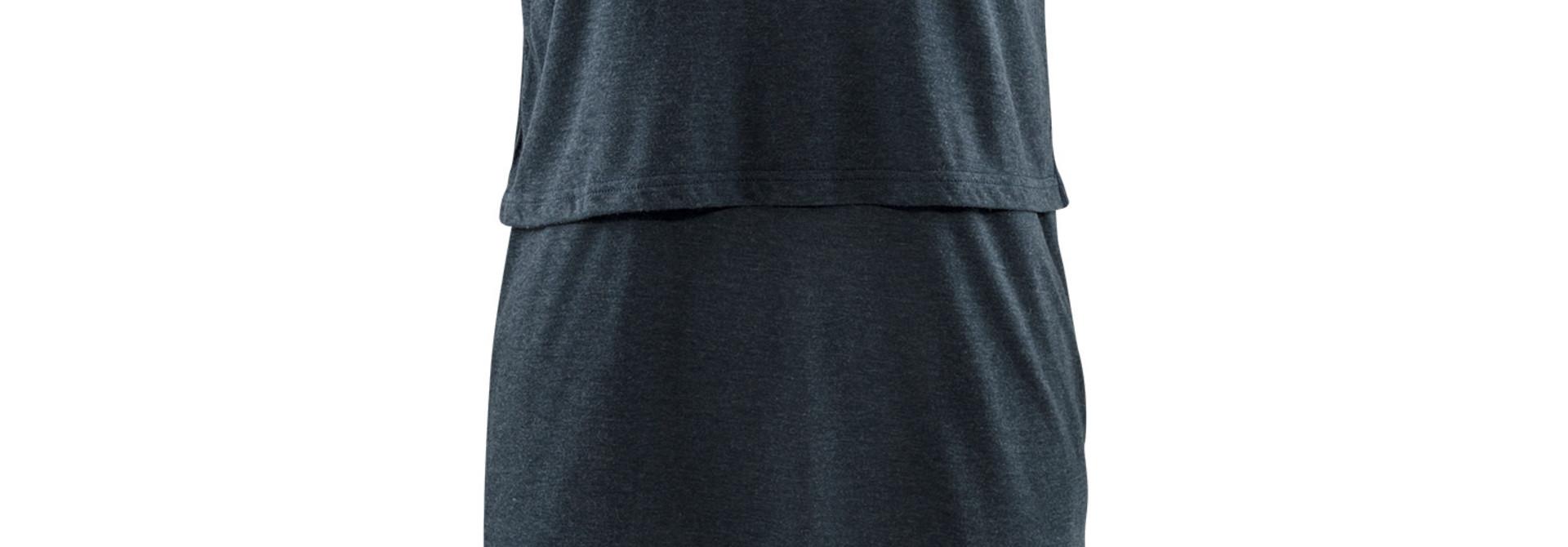 Fjällräven High Coast T-shirt Dress W Navy