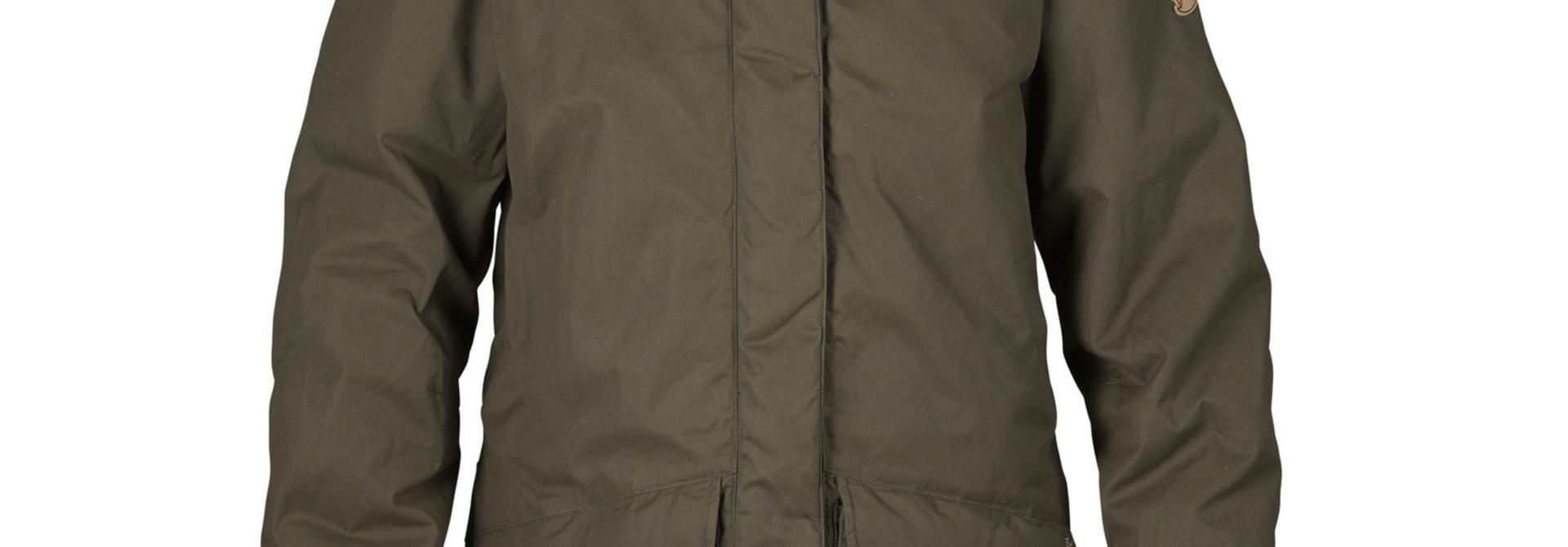 Fjällräven Högvilt Jacket W Dark Olive