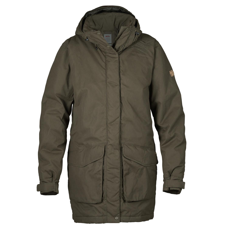 Fjällräven Högvilt Jacket W Dark Olive-1