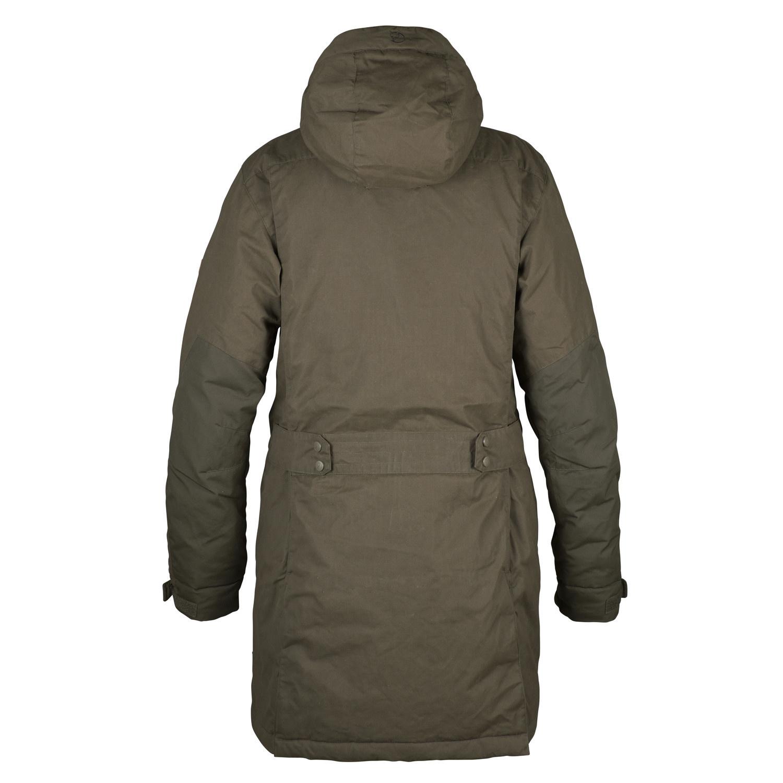 Fjällräven Högvilt Jacket W Dark Olive-2