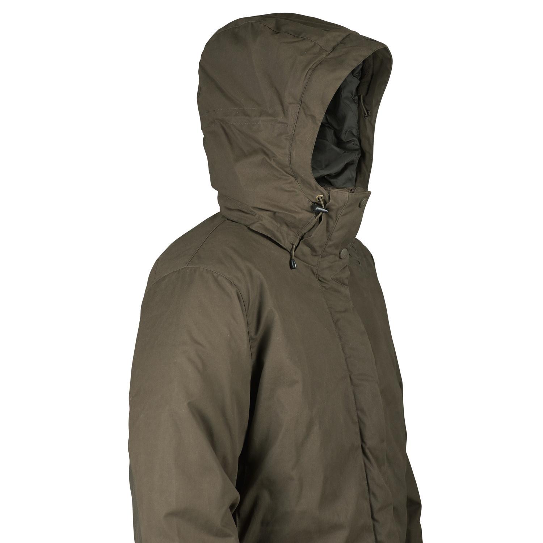 Fjällräven Högvilt Jacket W Dark Olive-3