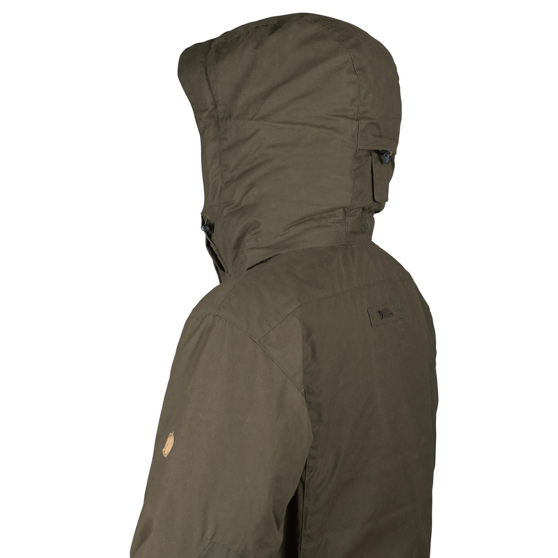 Fjällräven Högvilt Jacket W Dark Olive-4