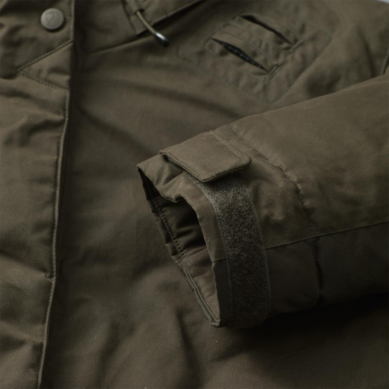Fjällräven Högvilt Jacket W Dark Olive-5