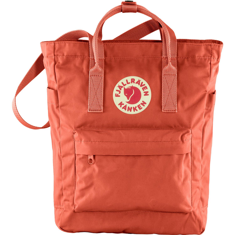Fjällräven Kånken Totepack Rowan Red-1