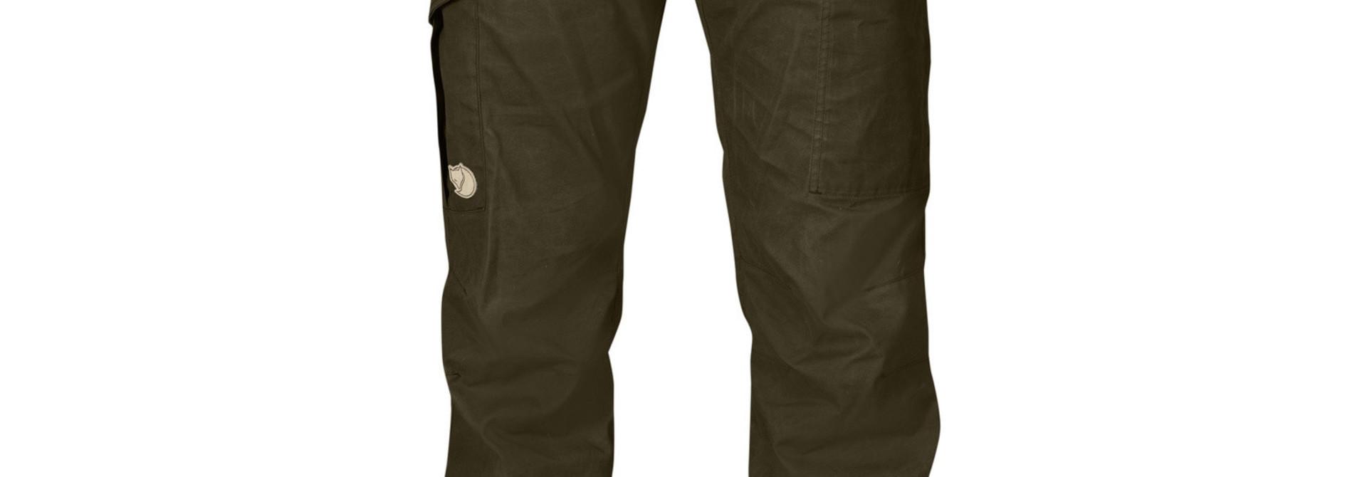Fjällraven Karl Pro Trousers M Dark Olive