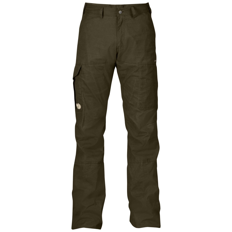 Fjällraven Karl Pro Trousers M Dark Olive-1